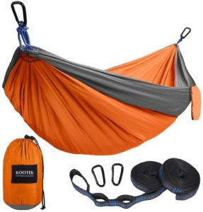 best lightweight parachute hammock for hiking and backpacking