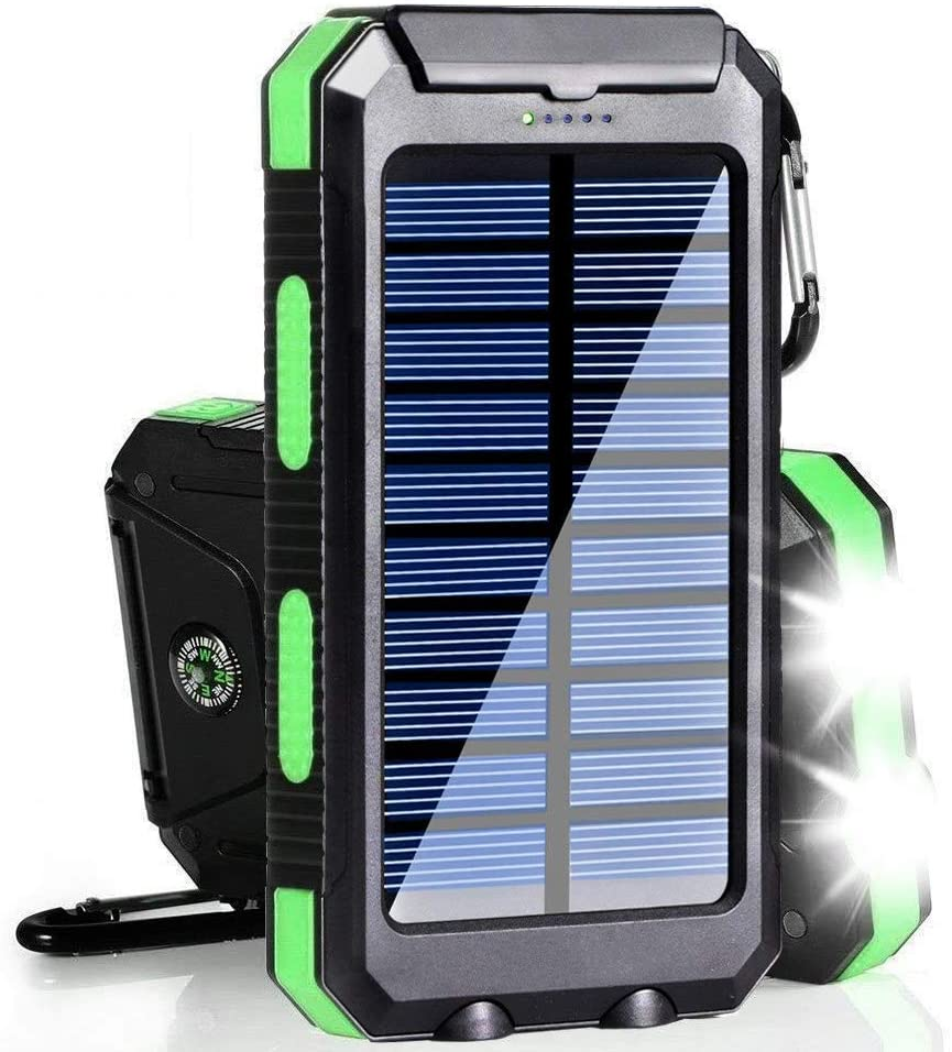 best camping solar charger for cell phones