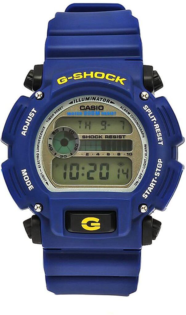 blue G-Shock under $50