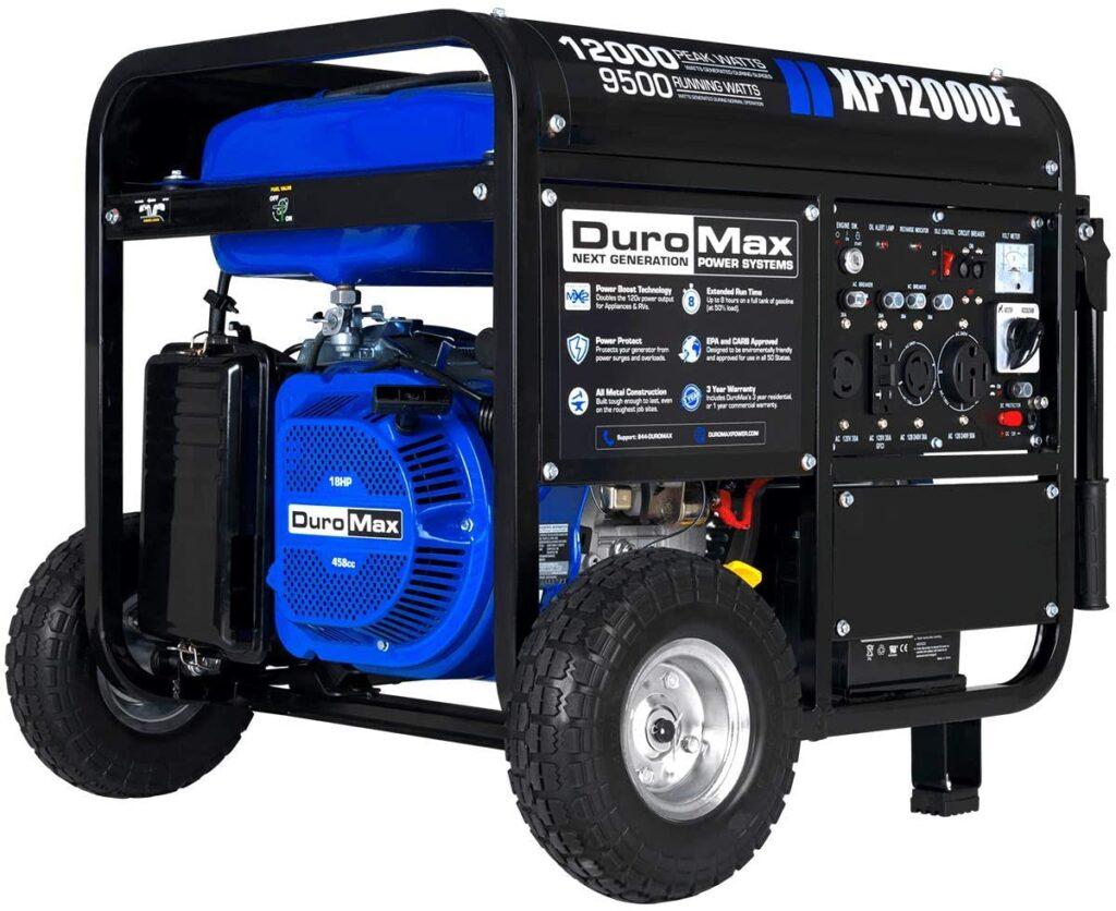 best large portable generator