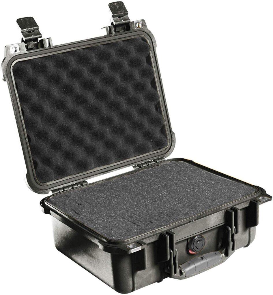 best waterproof hard case with foam