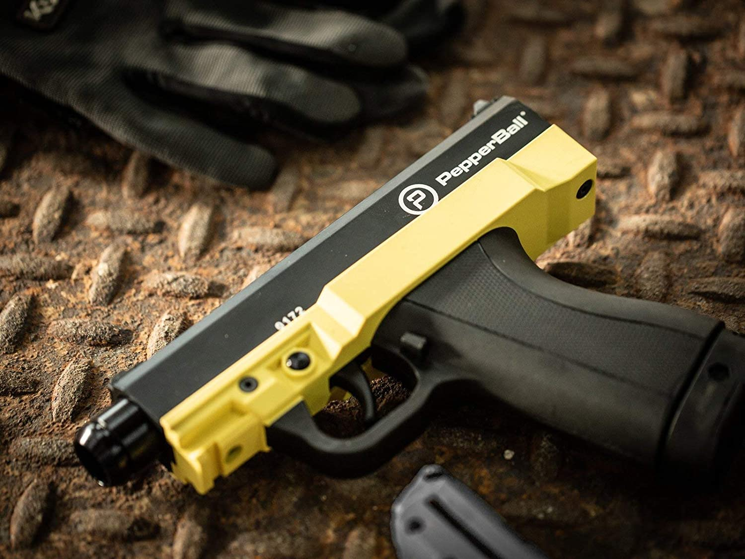 the best non-lethal pistol