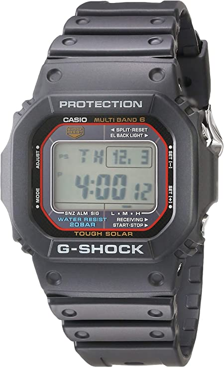 best square G-Shock watch