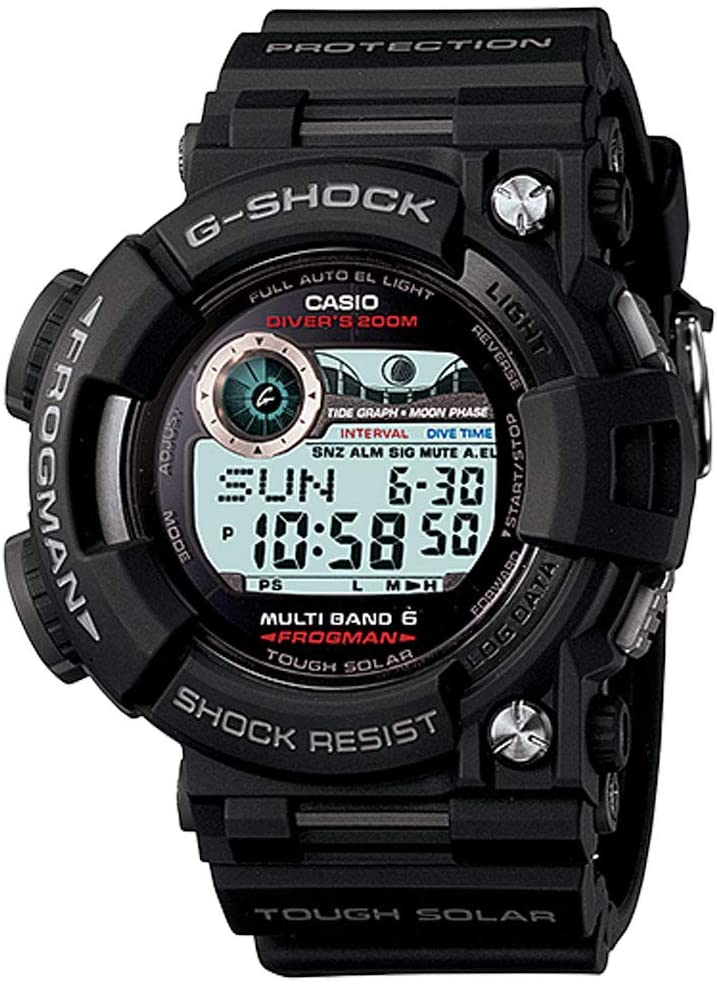 g shock diving watches
