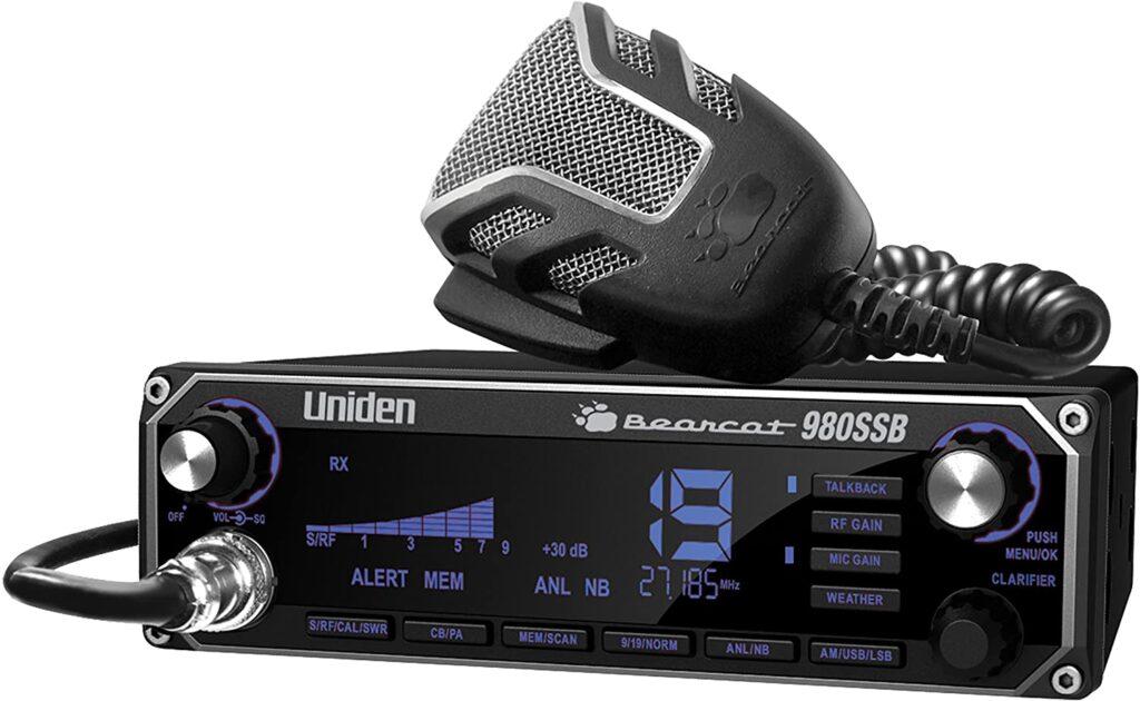 best cb radio for truckers