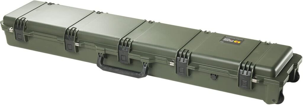 best rifle case with foam