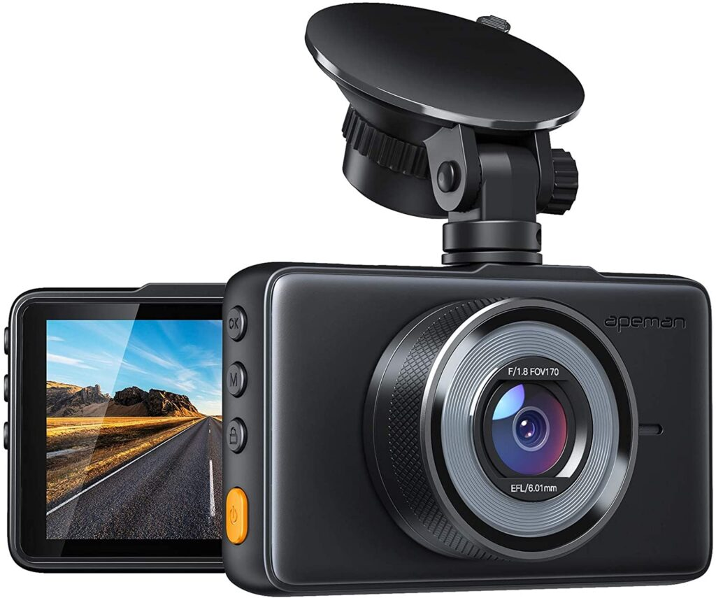 best dash cam for cars