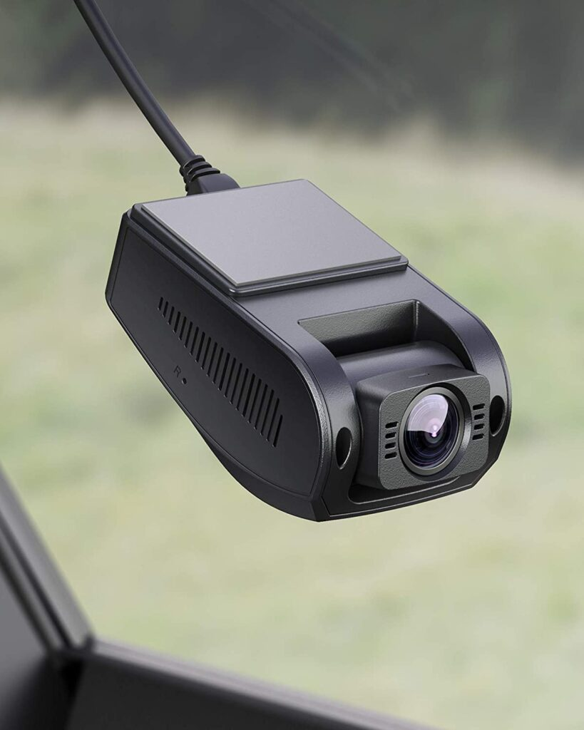best wide angle dash cam