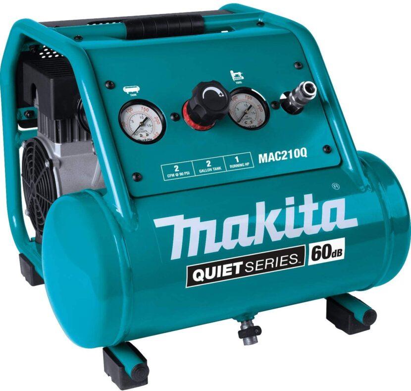 best ultra quiet air compressor