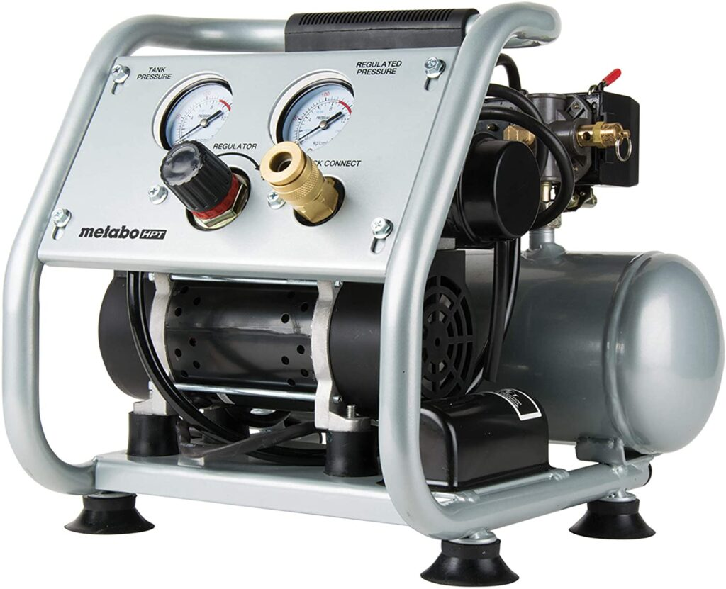 best silent air compressor for home