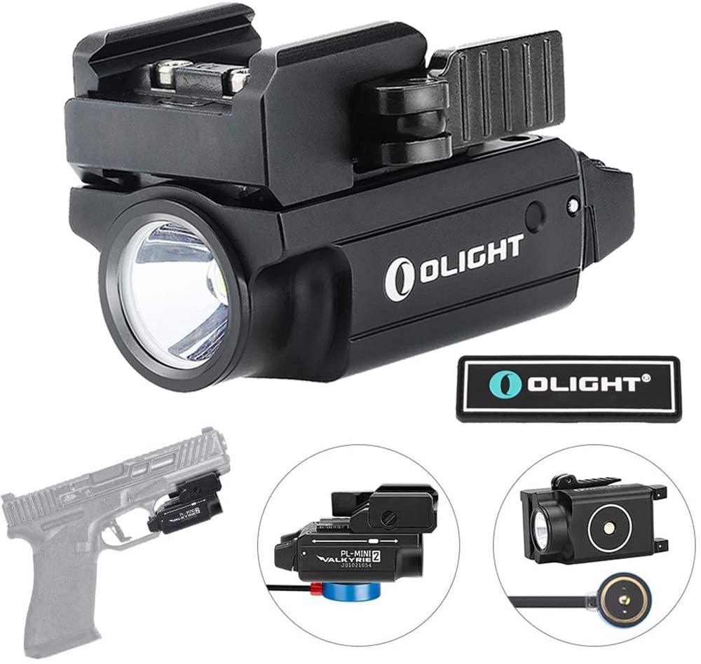 best small gun light