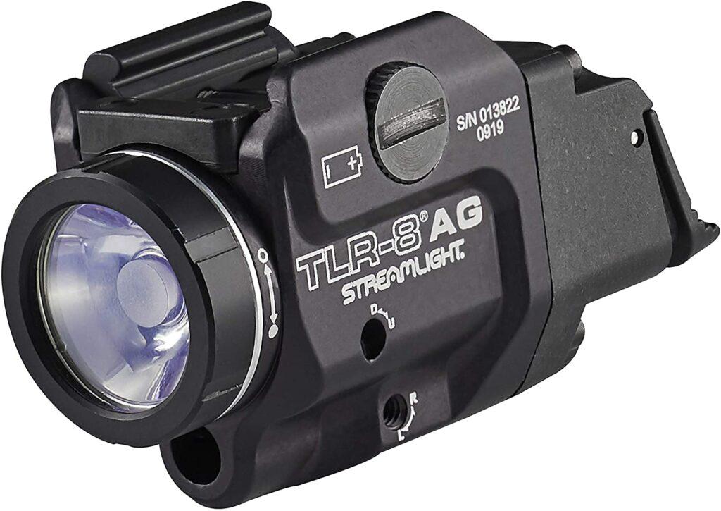 Streamlight gun light