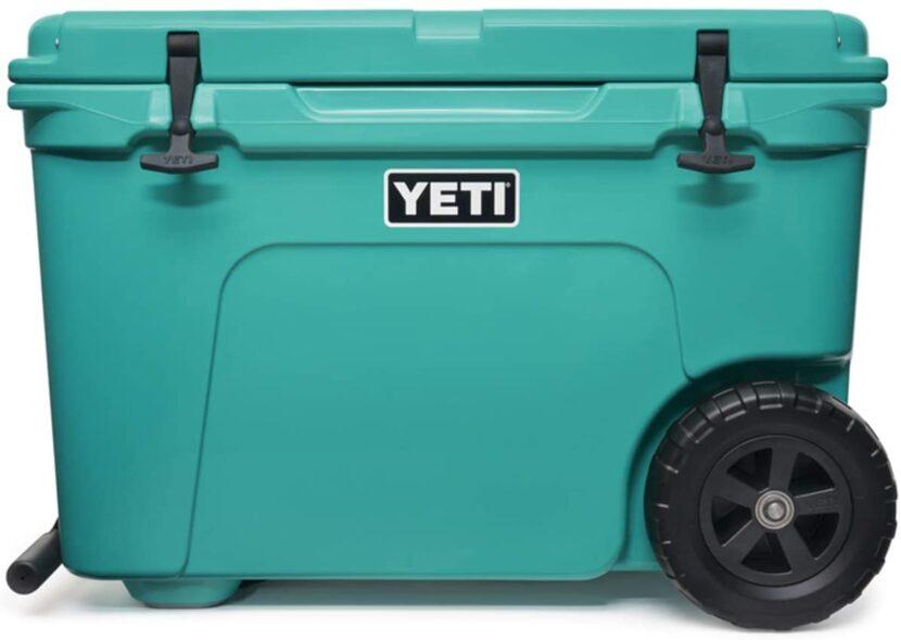 best wheeled cooler