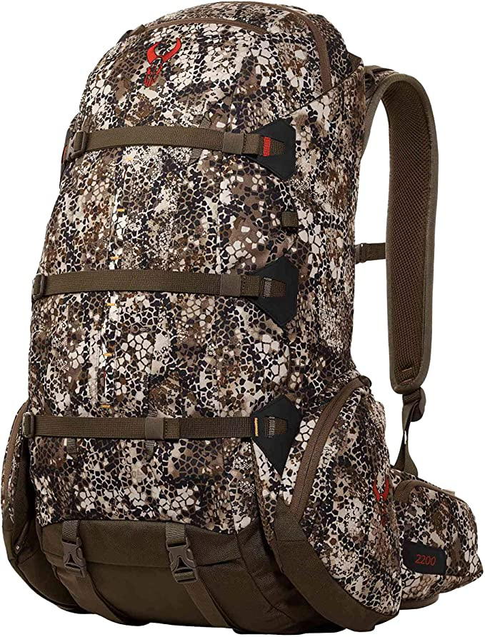 hunting backpack with meat hauler