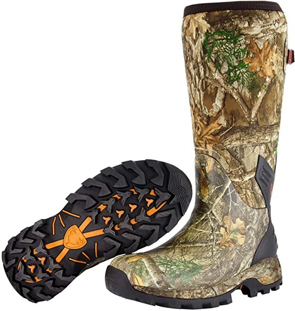 neoprene waterproof hunting boots